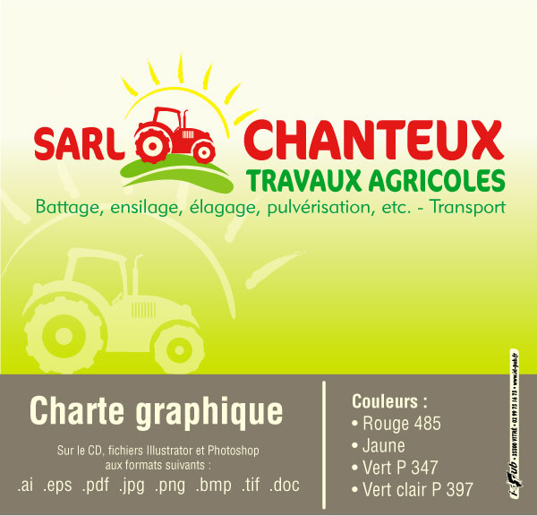 creation logo agriculture