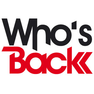 whosback